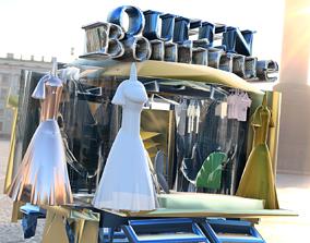 Mobile boutique 3D printable model
