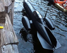 3D printable model Captain America Hydra Submarine
