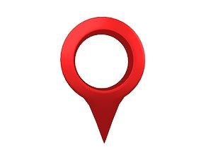 Map Tag v3 009 3D model