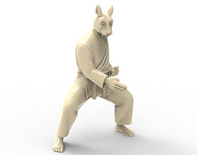 Rabbit Chop 3D printable model