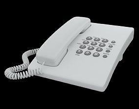 Offise telephone 3D asset