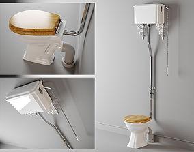 3D model Toilet Devon Devon Oxford
