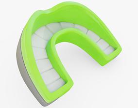 Mouthpiece 3D model