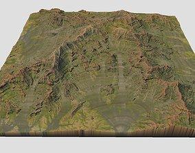 Mountain MTT09 3D model