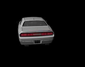 DODGE CHARGER SRT8 2013 Custom 3D asset