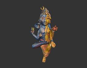 3D asset ShivaShakti