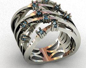 3D printable model Ring bridge