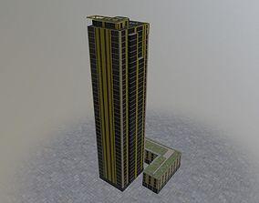 London Elephant Castle 3D model