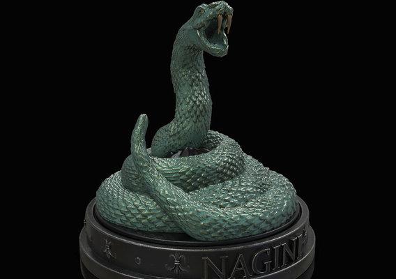 Nagini - Harry Potter