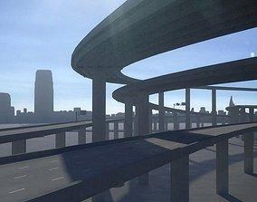 Freeway04 3D model