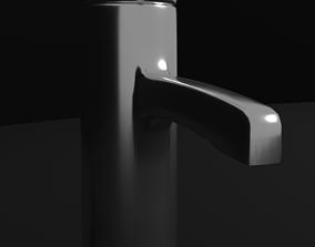 faucet water Bathroom Faucet 3D model