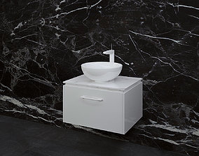 Bathrooms furniture 3D