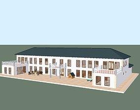 House 32 - 3D print model Minihaus Architectural 3D model