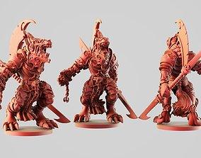 Rha wolfman 3D printable model