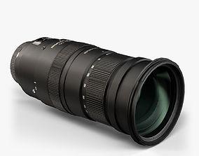 3D asset Sigma 50-500mm 4-5 6-3 EX APO DC OS HSM Lens