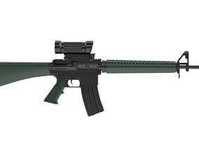 3D model Colt Canada C7A1
