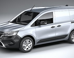 3D model Renault Kangoo Van 2021