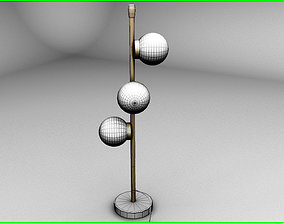 TABLE LAMP 3D model lamp bedroom