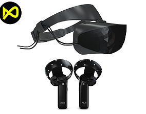 Asus Windows Virtual Reality Mixed Set 3D