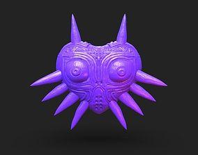 cosplayer Majoras Mask 3D Print