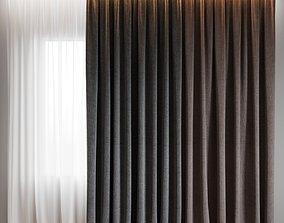 curtain the 3D model