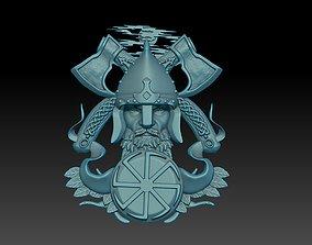 Slavic warrior 3D printable model