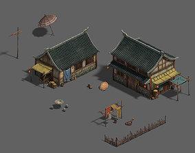 Medium city - residential 3 3D
