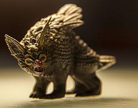 3D printable model Owlbear