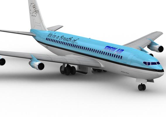 707: Fresh Air
