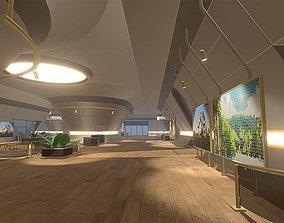 3D Virtual Showroom Vol 4 low-poly