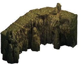 Game Model - Buddha Cliff Cliffs
