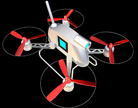 cameras Quadrocopter 3D