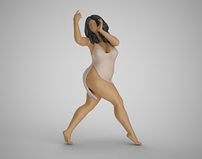 Exotic Dance 5 3D printable model