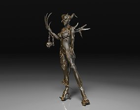 3D printable model Warhammer 40k Demon Princess
