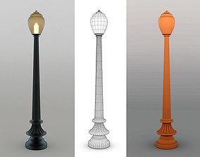 Streetlamp 3D model
