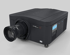 Video Projector Christie 3D