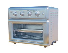 3D asset Cuisinart Air Fryer Toaster Oven