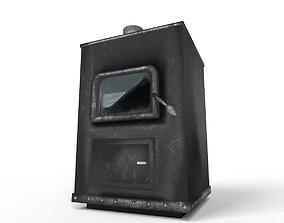 3D asset Furnace for Games - PBR -