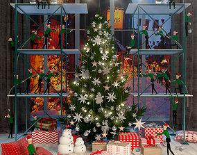 Christmass fairytale 3D model