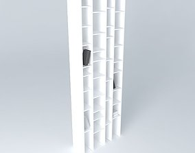 3D Decorative shelving