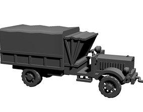 ww1 WW1 truck 3d printable
