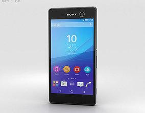 Sony Xperia M5 Black 3D model
