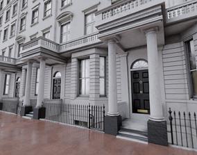 3D model London Modular Facade