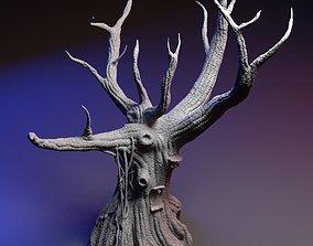 Old Tree scatter terrain 3D printable model