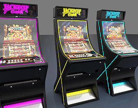 slot Slot machine 3D model