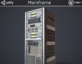 3D model Mainframe