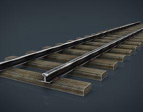 RAILWAY TRACK 3D