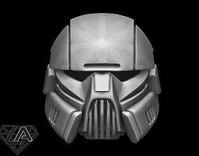 Dark Trooper helmet 3D print model