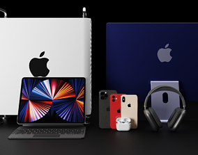 3D Ultimate Apple All-Time Products Collection