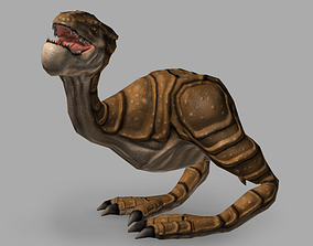 MEGALONOPS GAME READY ANIMATED MODEL animated